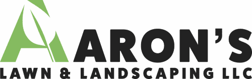 Aaron's Lawn and Landscaping logo skinny